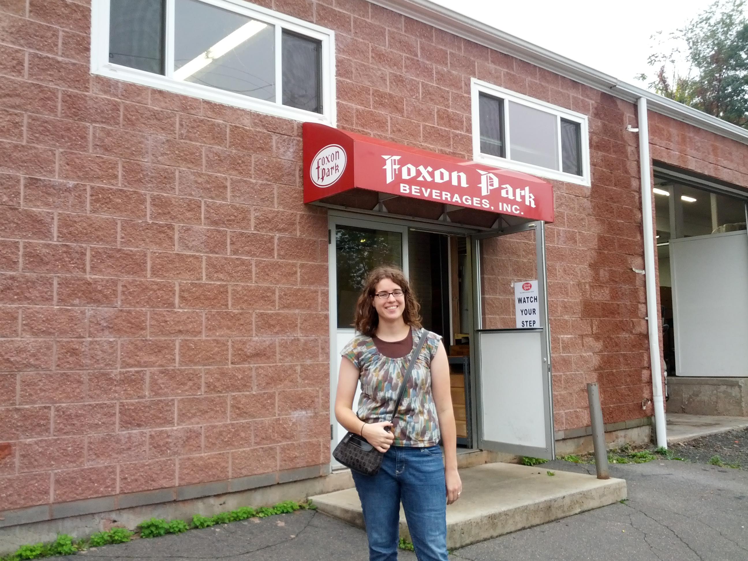 Foxon Park Soda Factory | Travels of the Allred Family